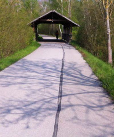 Weldenbahn-Radweg